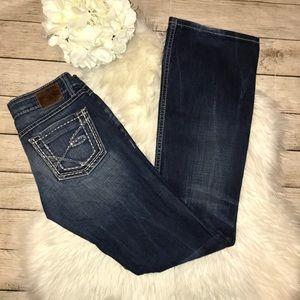 BKE Stella Boot Cut Denim Jeans LONG
